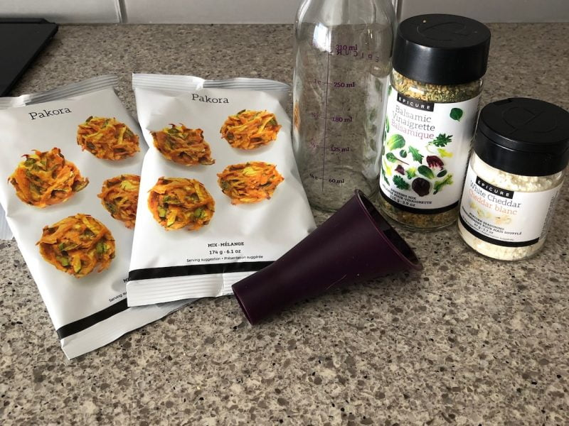 Cooking with Epicure