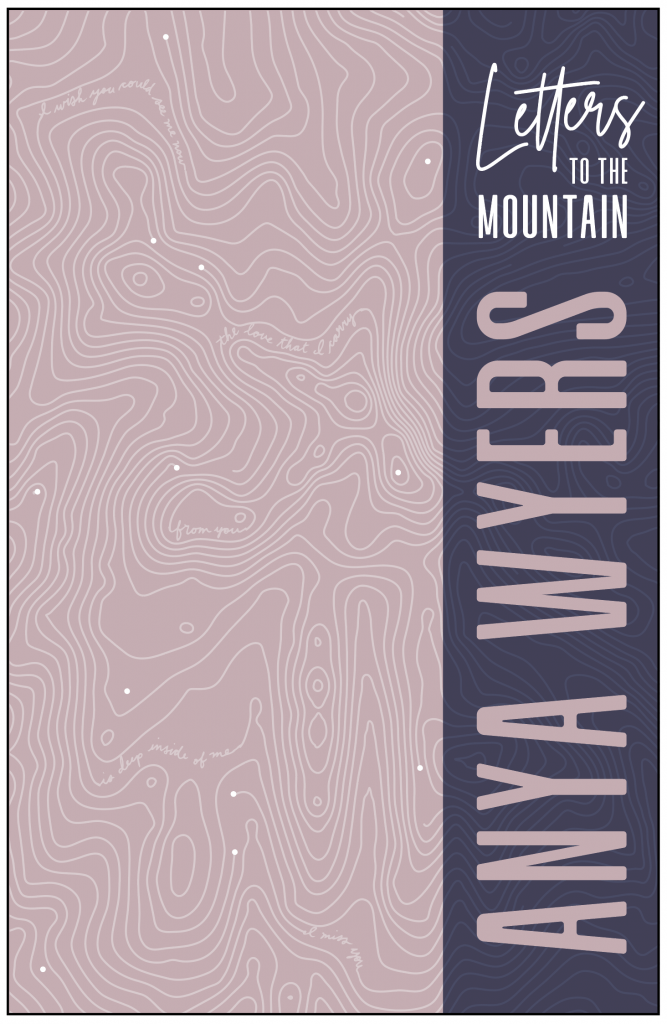 Cover of Book - Letters to the Mountain by Anya Wyers