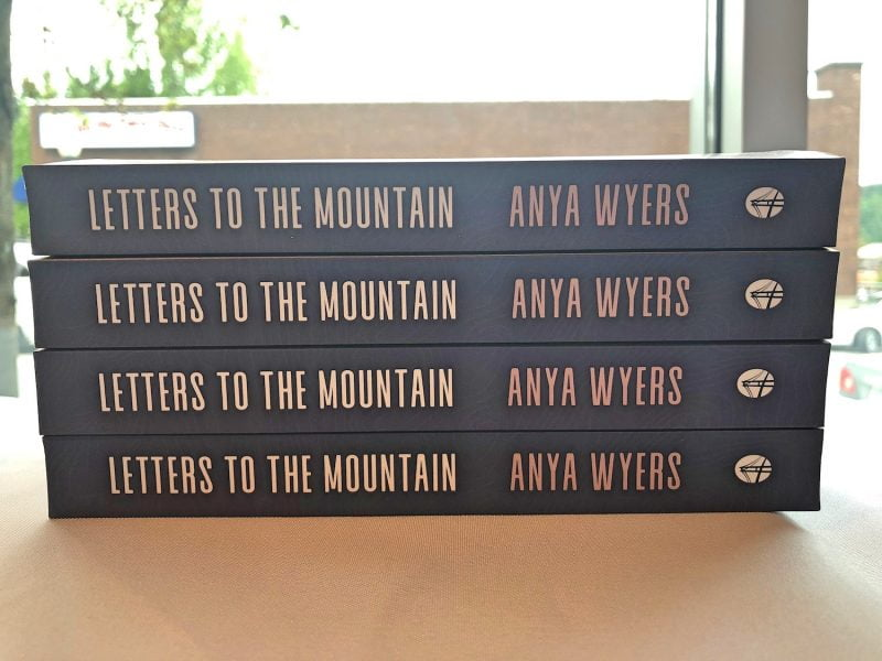 Letters to the Mountain – Now Available