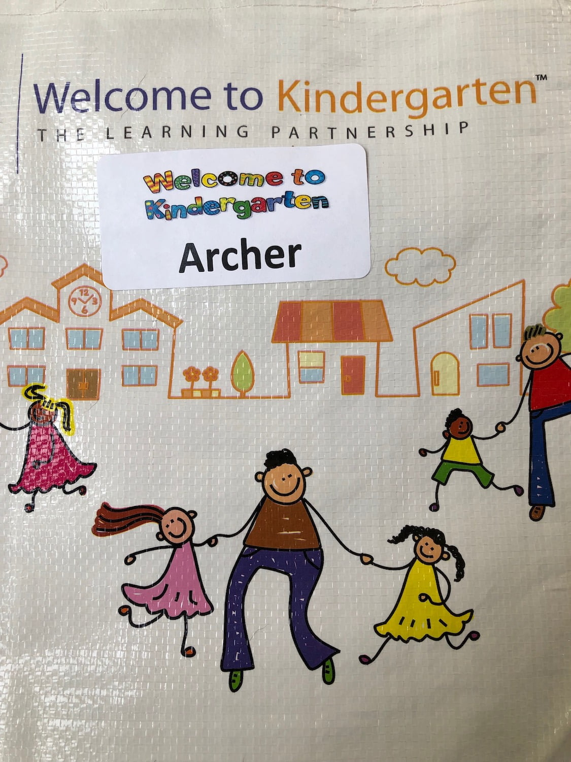 Welcome to Kindergarten Archer