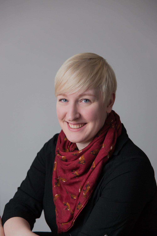 Headshot of Author Aubri Black