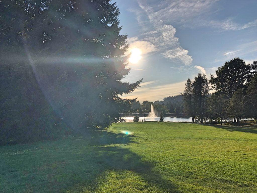Lafarge Lake Coquitlam, BC