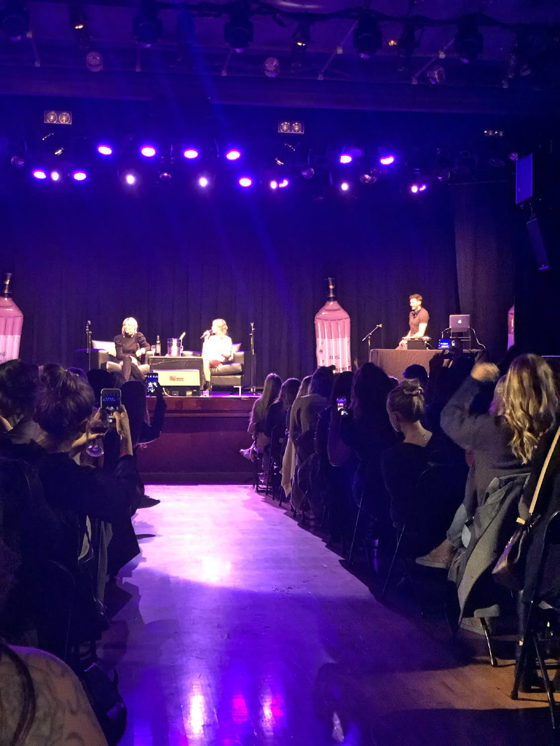 Off the Vine Live Podcast Vancouver November 5, 2019