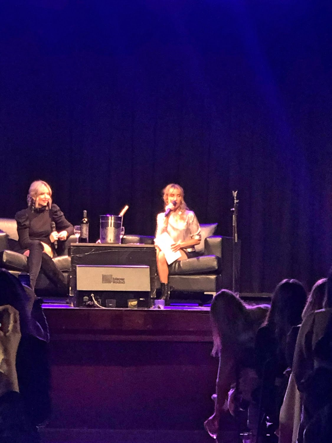 Off the Vine Live Podcast Vancouver with Sarah Landry November 5, 2019