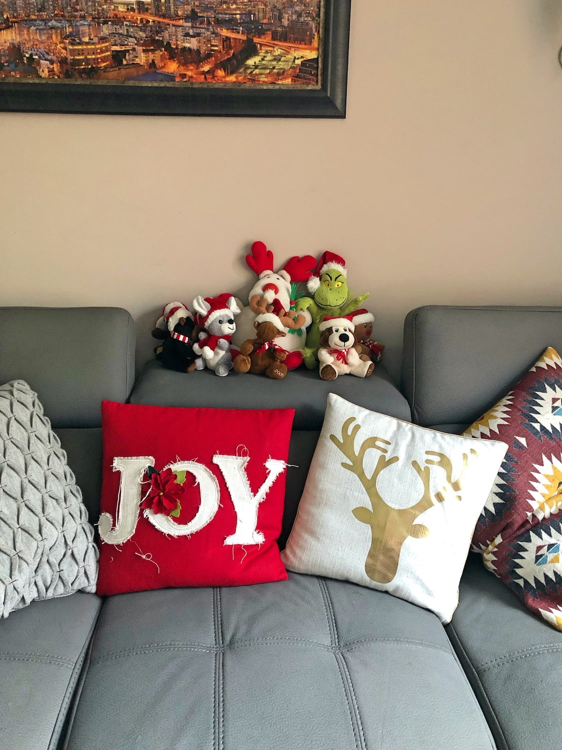 Christmas Decorations in Home
