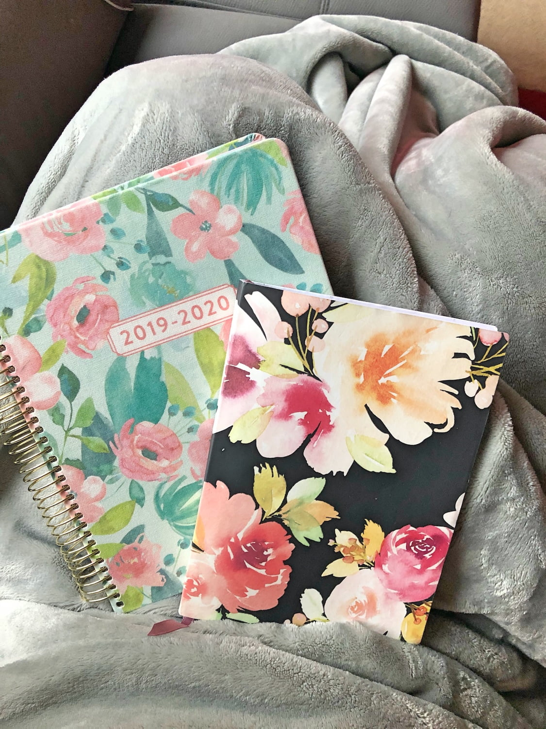 Adventures of a Notebook - Planner and Notebook in Lap