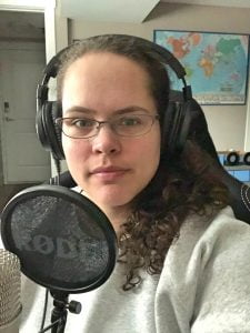 Author Recording Audiobook Project