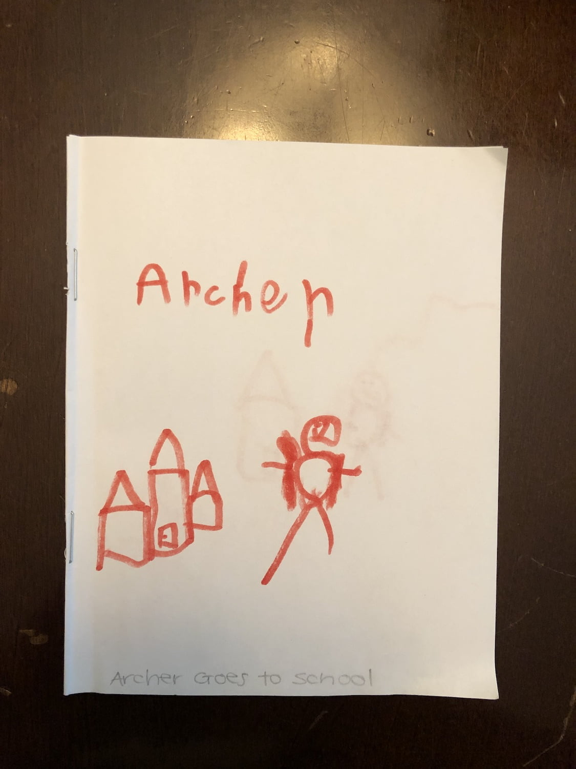 Cover of Archer's First Book
