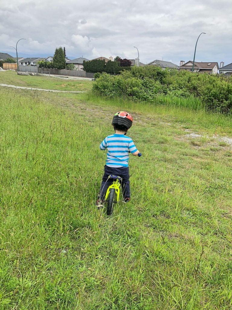 Maverick Blazing his Own Trail