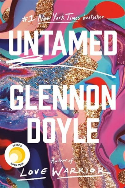Untamed by Glennon Doyle (Cover)