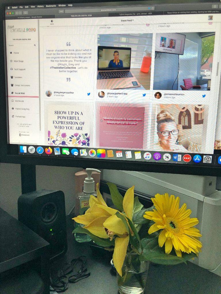 Atelier Digital 2020 - Social Media