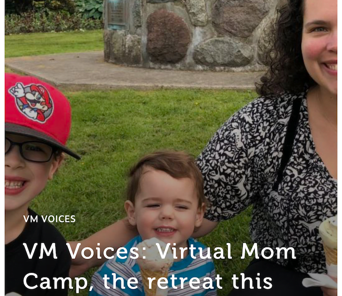 Vancouver Mom Article