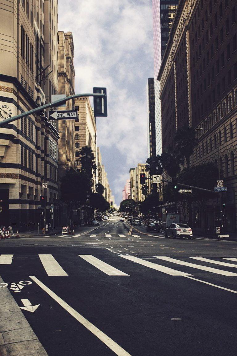 City Street by Nicolao Negrello on Unsplash