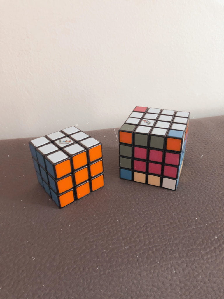 Rubiks Cubes - 3x3 Solved